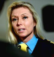 Linda H Staaf. Stina Stjernkvist/TT / TT NYHETSBYRÅN