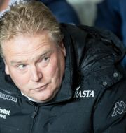 Jörgen Lennartsson under tiden som tränare för IFK Göteborg, 2016. Björn Larsson Rosvall/TT / TT NYHETSBYRÅN
