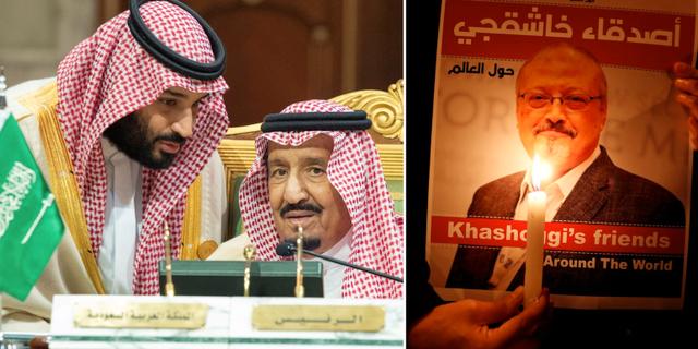 Hard kritik mot saudisk avrattning