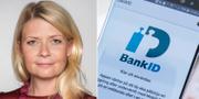 Josefine Uppling Swedbank/TT