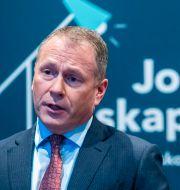 Nicolai Tangen. Terje Pedersen / TT NYHETSBYRÅN