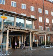 Astrid Lindgrens barnsjukhus vid Karolinska Universitetssjukhuset. ANDERS WIKLUND / TT / TT NYHETSBYRÅN