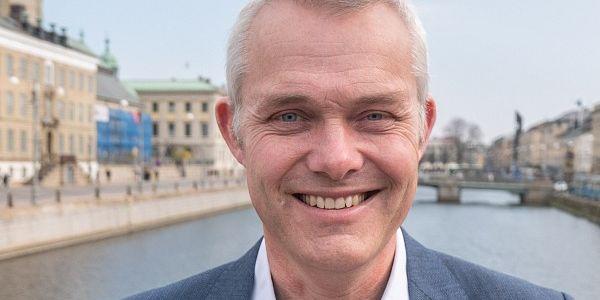 Jonas Attenius (S). Arkivbild. Socialdemokraterna/pressbild