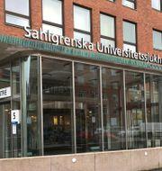 Sahlgrenska universitetssjukhuset. Jonas Dagson/TT / TT NYHETSBYRÅN