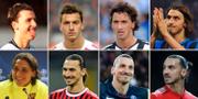 Zlatan Ibrahimovic har hunnit med många klubbar i sin karriär. Bildbyrån