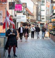 Bo Amstrup / TT NYHETSBYRÅN