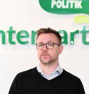 Fredrick Federley under våren 2019. Jonas Ekströmer/TT / TT NYHETSBYRÅN