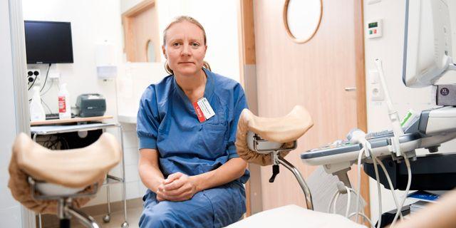 Helena Kopp Kallner. Arkivbild. Pontus Lundahl/TT / TT NYHETSBYRÅN