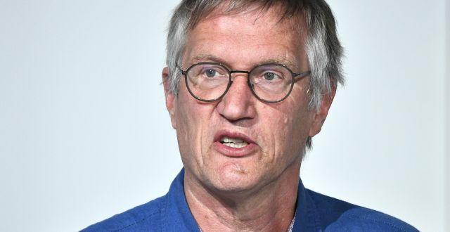 Anders Tegnell, statsepidemiolog, Folkhälsomyndigheten.  Claudio Brescian /TT / TT NYHETSBYRÅN