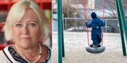 BO Elisabeth Dahlin/Barn.  TT