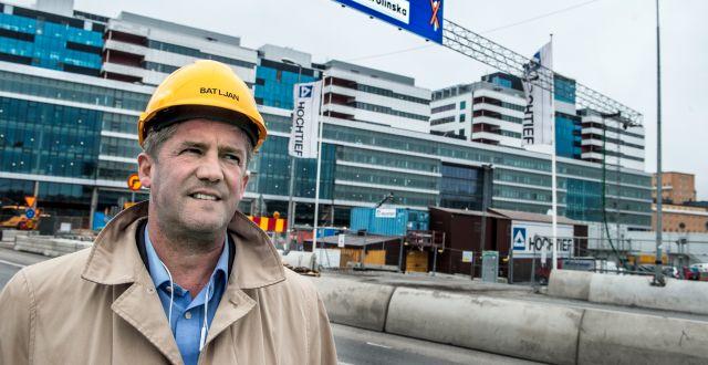 Ilija Batljan. Lars Pehrson / SvD / TT / TT NYHETSBYRÅN