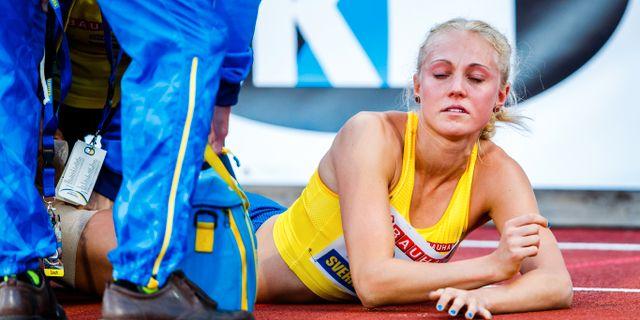 Tilde Johansson. ANDREAS L ERIKSSON / BILDBYRÅN