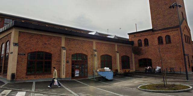 Stockholms länsmuseum i Sickla. Arkivbild. LARS PEHRSON / SVD / TT / TT NYHETSBYRÅN