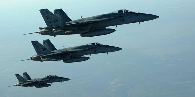 Arkivbild: F/A-18E Super Hornet U.S. Air Force