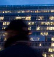 EU-kommissionens byggnad i Bryssel. HENRIK MONTGOMERY / TT / TT NYHETSBYRÅN