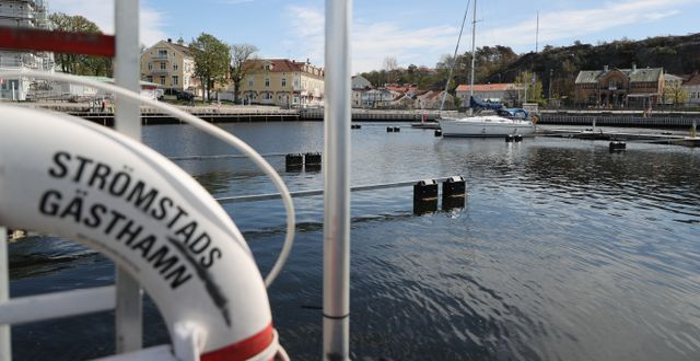 Tom gästhamn i Strömstad. Adam Ihse/TT / TT NYHETSBYRÅN