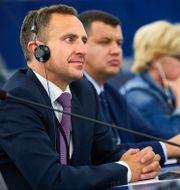 EU-parlamentarikern Tomas Tobé. Fredrik Persson/TT / TT NYHETSBYRÅN
