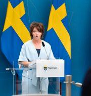 Matilda Ernkrans. Anders Wiklund/TT / TT NYHETSBYRÅN