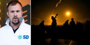 Magnus Olsson/SDF krigar mot det sista IS-fästet i Syrien tidigare i vår. TT