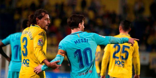 Sjupoangsledning for barcelona