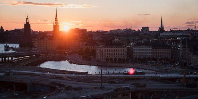 Stockholm lockar flest