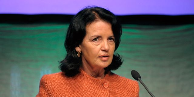 Advokatsamfundets generalsekreterare Anne Ramberg. ULF PALM / TT / TT NYHETSBYRÅN