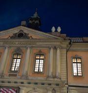 Svenska Akademiens kontor i Börshuset i Stockholm Jonas Ekströmer/TT / TT NYHETSBYRÅN