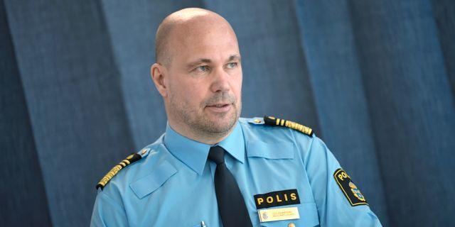 Ulf Johansson. Pontus Lundahl/TT / TT NYHETSBYRÅN