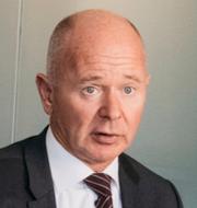 Micael Johansson, vd Saab. Lisa Arfwidson/SvD/TT / TT NYHETSBYRÅN