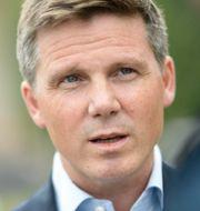 Erik Ullenhag.  Pontus Lundahl/TT / TT NYHETSBYRÅN