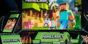 Minecraftspel. Damian Dovarganes / TT NYHETSBYRÅN
