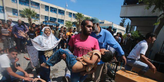 Regeringskris skakar israel
