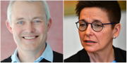 Jonas Attenius/Ann-Sofie Hermansson. Socialdemokraterna/TT