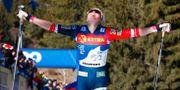 Norskan Ingvild Flugstad Østberg var först upp för Alpe Cermis i vintras och vann Tour de Ski. Arkivbild. Pedersen, Terje / TT NYHETSBYRÅN