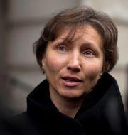 Marina Litvinenko. Matt Dunham / TT / NTB Scanpix