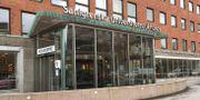 Entrén till Sahlgrenska Universitetssjukhuset i Göteborg. Arkivbild. Jonas Dagson/TT / TT NYHETSBYRÅN