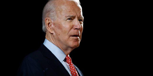 Joe Biden. Matt Rourke / TT NYHETSBYRÅN