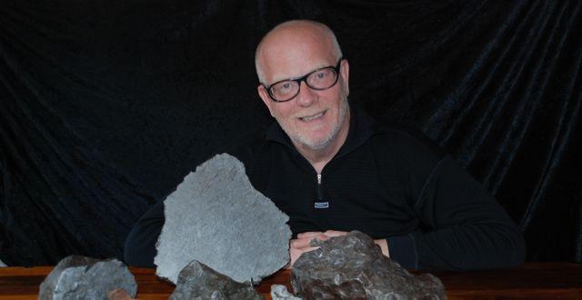 Morten Bilet. Norsk Meteornettverk / TT NYHETSBYRÅN