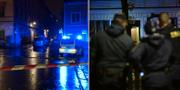 En explosion har inträffat på Södermalm i Stockholm. TT