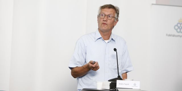 Statsepidemiolog Anders Tegnell. Arkivbild. Magnus Andersson/TT / TT NYHETSBYRÅN