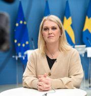 Lena Hallengren (S).  Marko Säävälä/TT / TT NYHETSBYRÅN