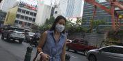 Arkivbild: Smog i Bangkok ROMEO GACAD / AFP