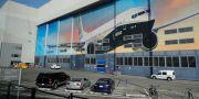 Boeings fabrik i Renton.  Ted S. Warren / TT NYHETSBYRÅN/ NTB Scanpix