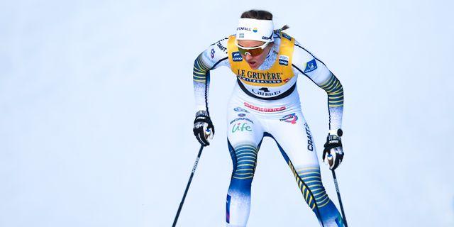 Stina Nilsson. Arkivbild. CH. KELEMEN / BILDBYRÅN