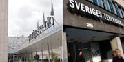 SR och SVT. Arkivbild. TT