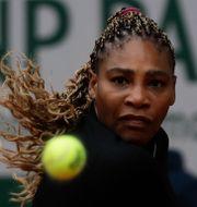 Serena Williams. Alessandra Tarantino / TT NYHETSBYRÅN