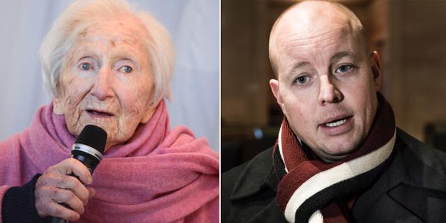Hédi Fried/Björn Söder. TT