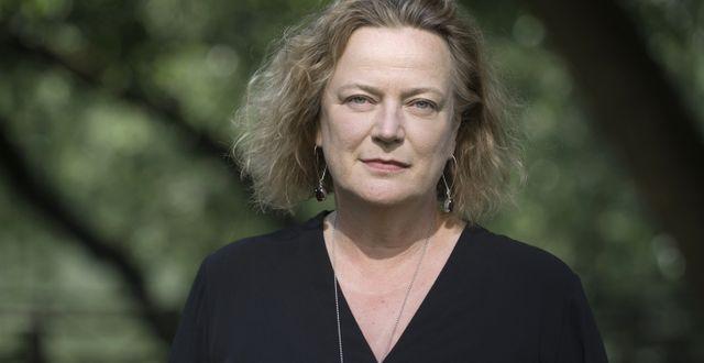 Lena K Samuelsson. Malin Hoelstad/SvD/TT / TT NYHETSBYRÅN