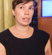 Morgan Johansson (S)/Annika Hirvonen (MP) TT