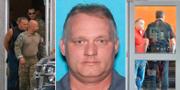 Brevbombaren George Sayoc grips, Robert Bowers som dödade elva personer i Pittsburgh och bild från polisinsatsen i affären där två svarta män dödades. TT